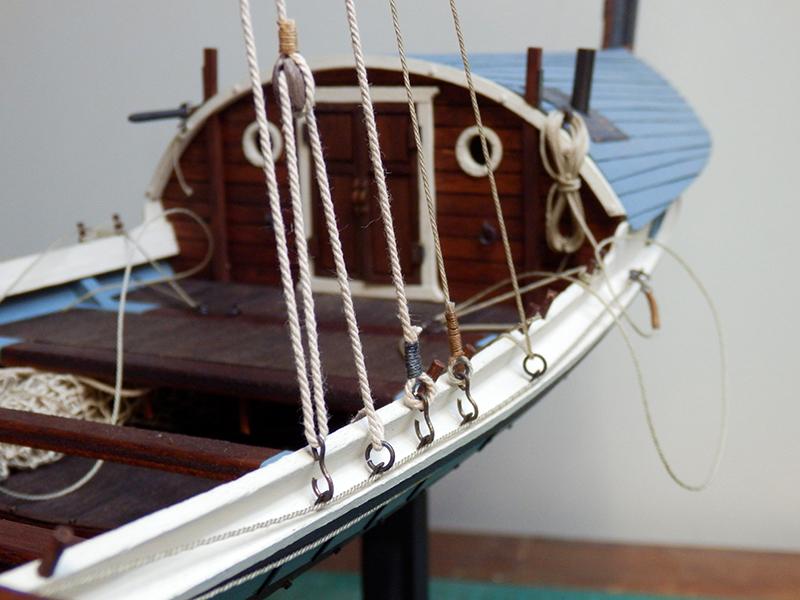 NordlandsBoat (Billing Boats 1/20°) par Ekis - Page 5 P4130023