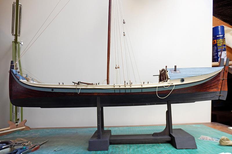 NordlandsBoat (Billing Boats 1/20°) par Ekis - Page 5 P4130027