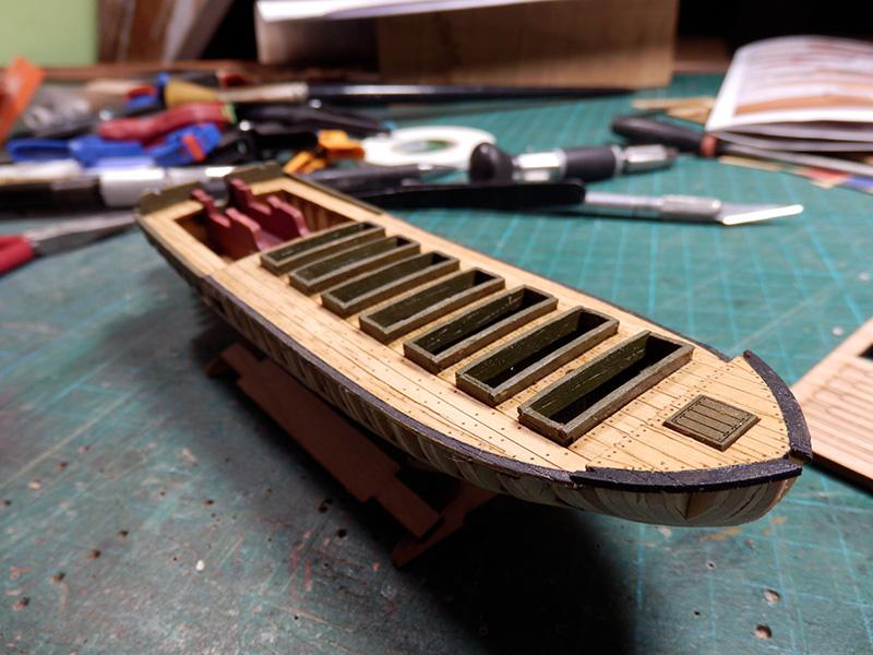 Canonnière 1801 - éch1/72 kit Master Korabel  P4140011
