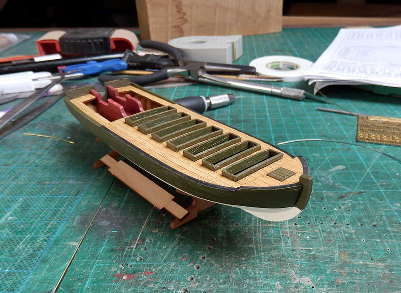 Canonnière 1801 - éch1/72 kit Master Korabel  P4210011