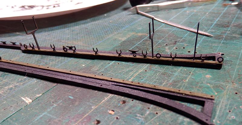 Canonnière 1801 - éch1/72 - Master Korabel  P4240011