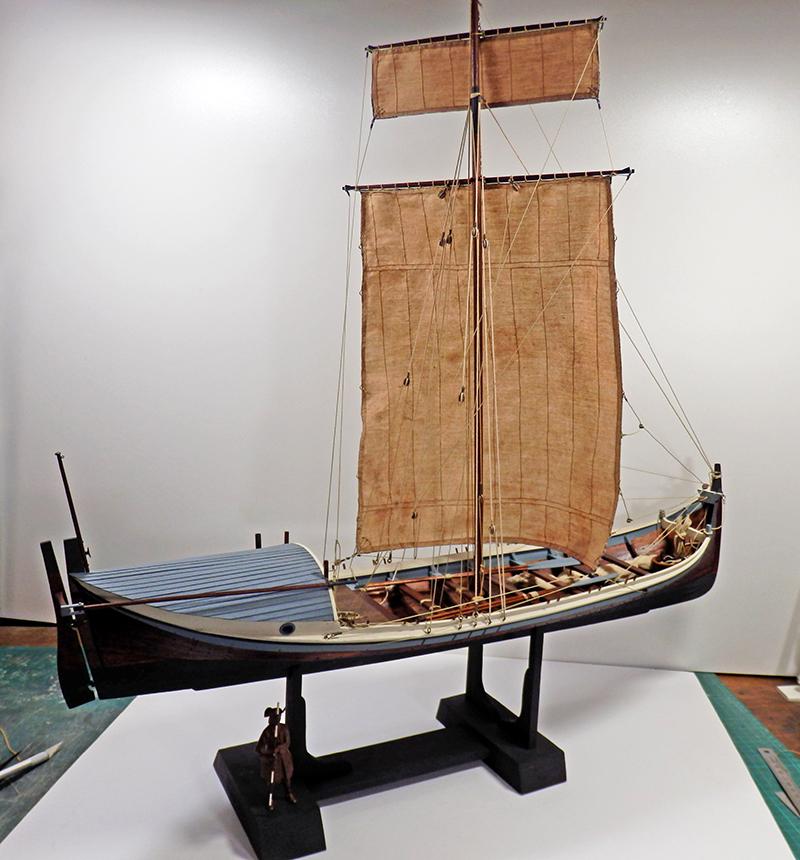 NordlandsBoat (Billing Boats 1/20°) par Ekis - Page 6 P4280016