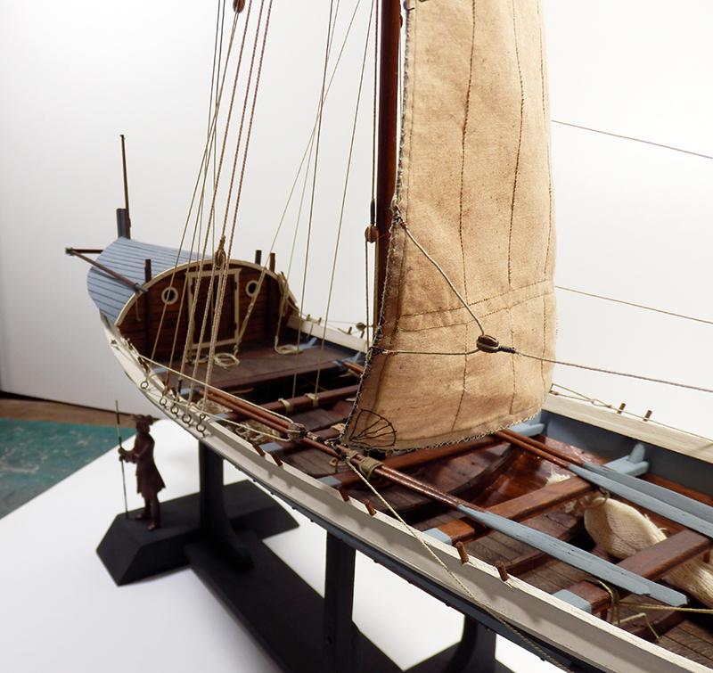 NordlandsBoat (Billing Boats 1/20°) par Ekis - Page 6 P4280019
