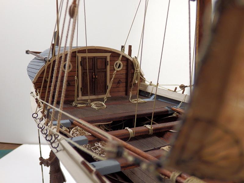 NordlandsBoat (Billing Boats 1/20°) par Ekis - Page 6 P4280021