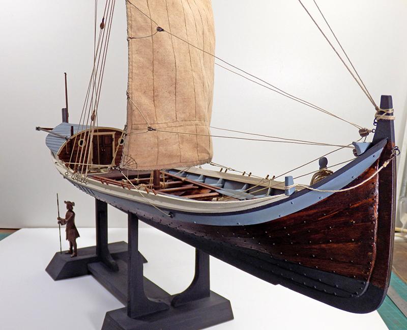 NordlandsBoat (Billing Boats 1/20°) par Ekis - Page 6 P4280022