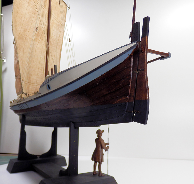 NordlandsBoat (Billing Boats 1/20°) par Ekis - Page 6 P4280023