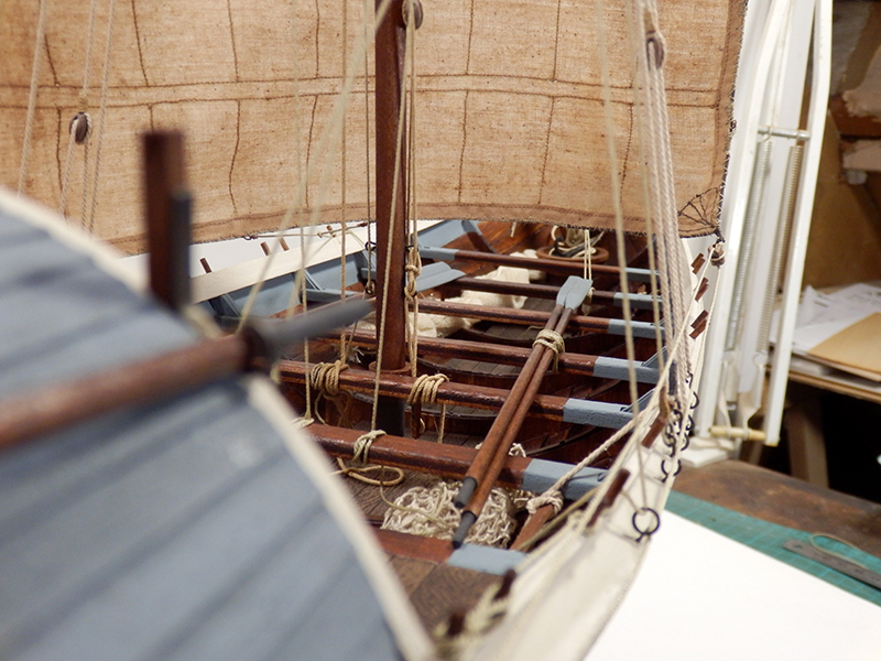 NordlandsBoat (Billing Boats 1/20°) par Ekis - Page 6 P4280024