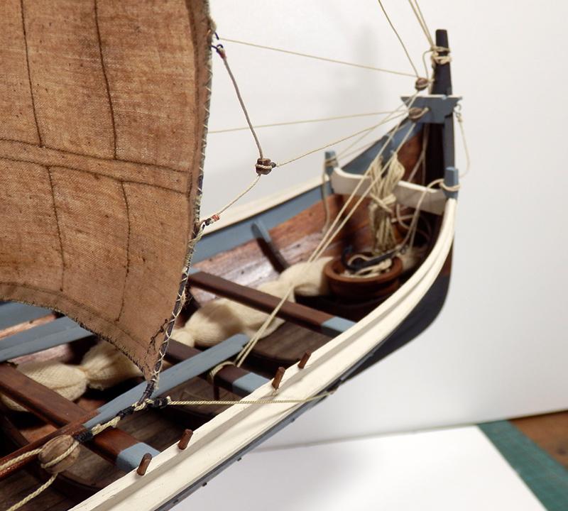 NordlandsBoat (Billing Boats 1/20°) par Ekis - Page 6 P4280025