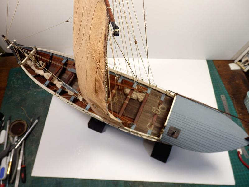 NordlandsBoat (Billing Boats 1/20°) par Ekis - Page 6 P4280029