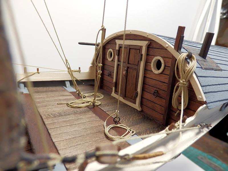 NordlandsBoat (Billing Boats 1/20°) par Ekis - Page 6 P4280030