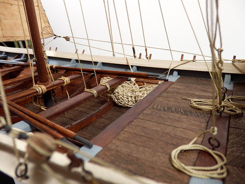NordlandsBoat (Billing Boats 1/20°) par Ekis - Page 6 P4280031