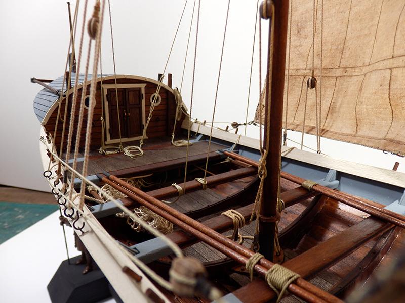 NordlandsBoat (Billing Boats 1/20°) par Ekis - Page 6 P4280036