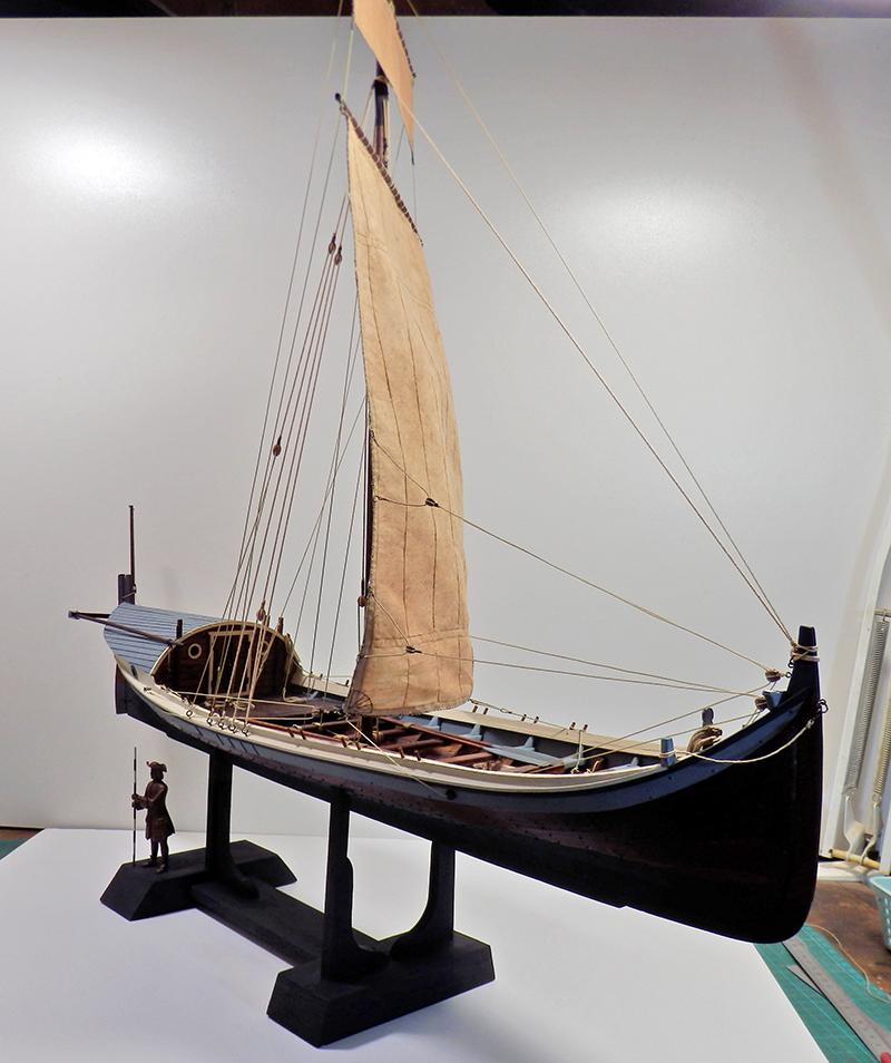 NordlandsBoat (Billing Boats 1/20°) par Ekis - Page 6 P4280038