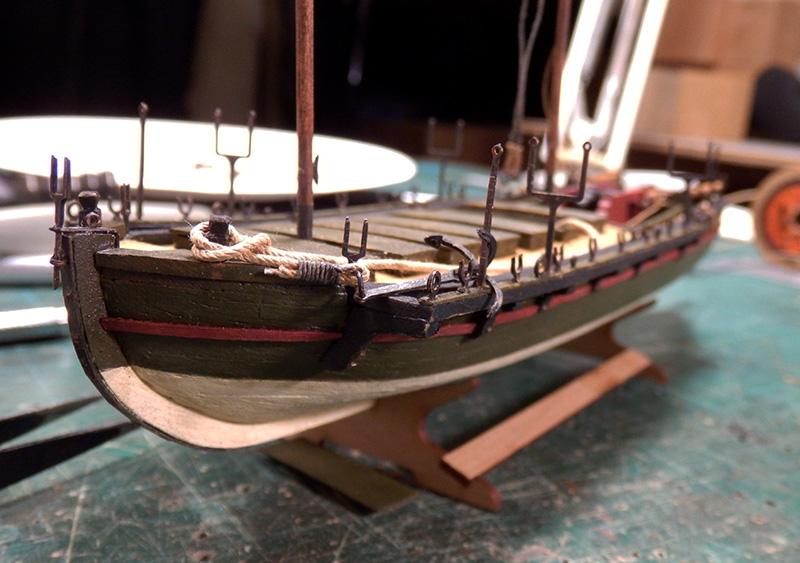 Canonnière 1801 - éch1/72 kit Master Korabel  - Page 2 P5030016