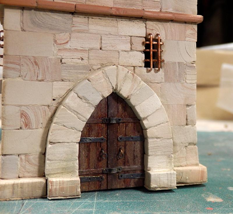 Village médiéval fortifié (1) - Page 16 P5030018