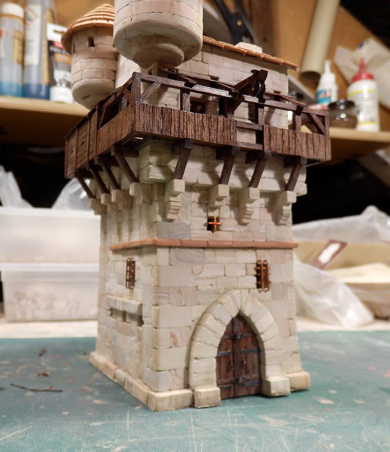 Village médiéval fortifié (1) - Page 16 P5030019