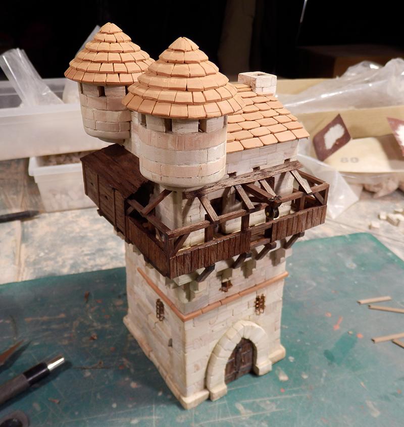 Village médiéval fortifié (1) - Page 16 P5030020