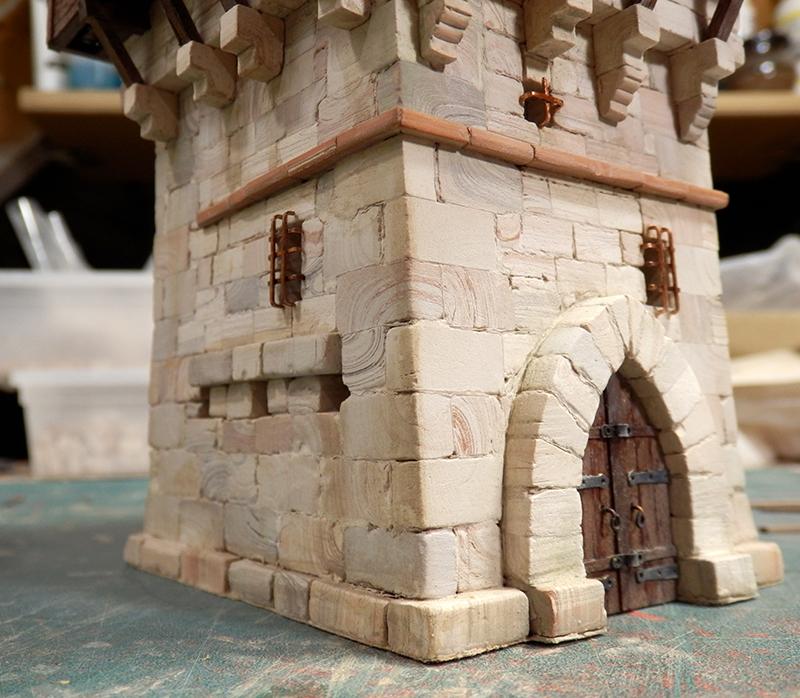 Village médiéval fortifié (1) - Page 16 P5030029