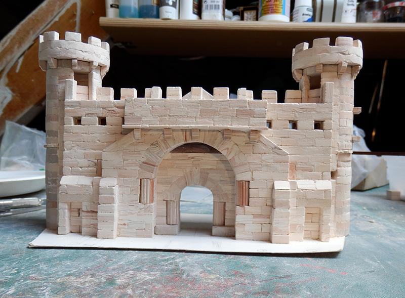 Village médiéval fortifié (1) - Page 19 P5310017