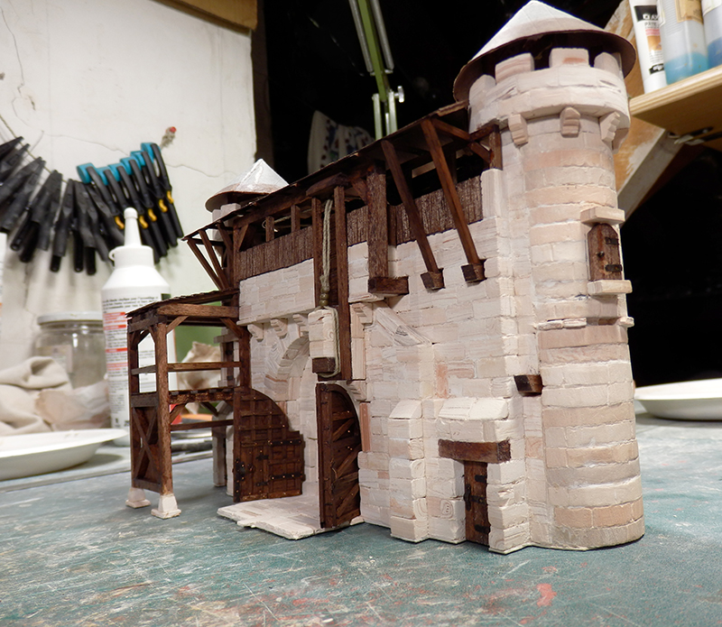 Village médiéval fortifié - Page 20 P6070014