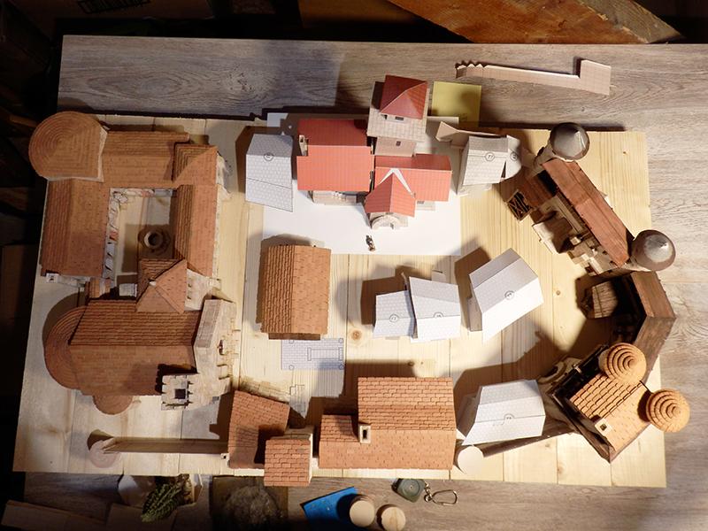 Village médiéval fortifié - Page 20 P6070022