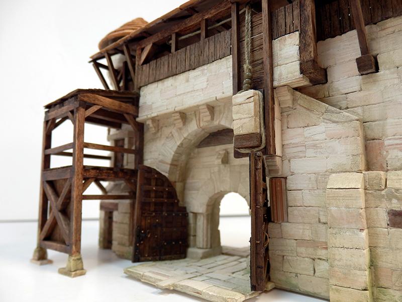 Village médiéval fortifié - Page 20 P6140023