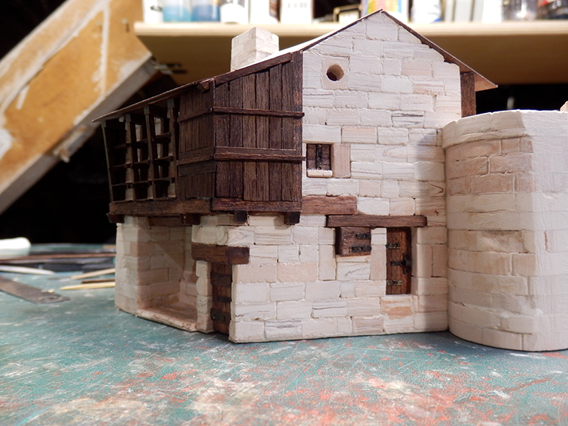 Village médiéval fortifié (1) - Page 22 P6280017