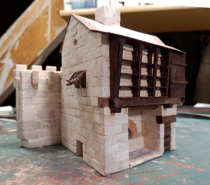Village médiéval fortifié (1) - Page 22 P6280019