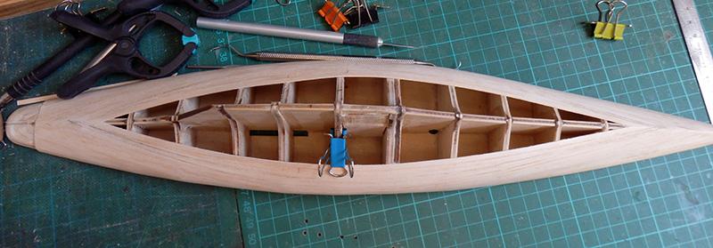 Endeavour 1934 - yacht J-class - 1:80 Amati P7190012