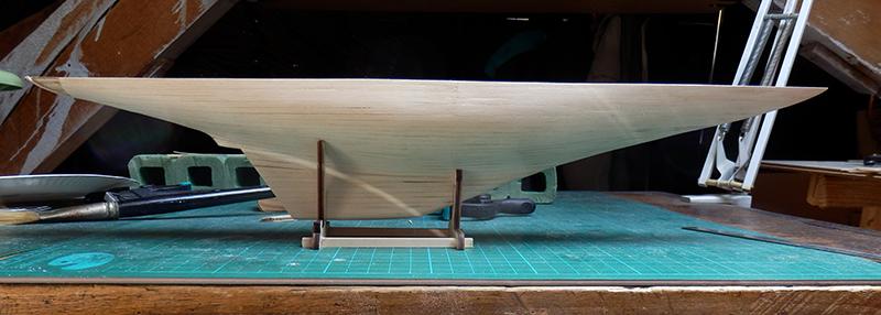 Endeavour 1934 - yacht J-class - 1:80 Amati P7280013