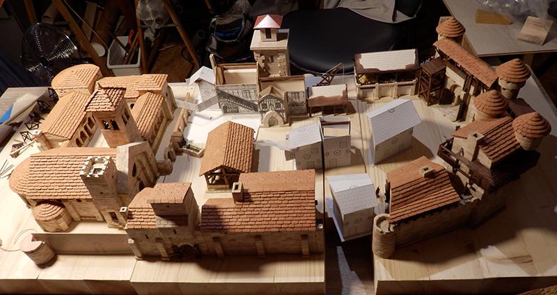 Village médiéval fortifié - Page 26 P9010026