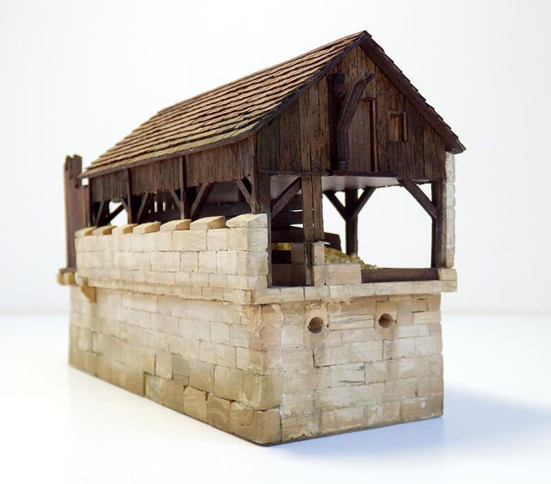 Village médiéval fortifié - Page 25 P9090010