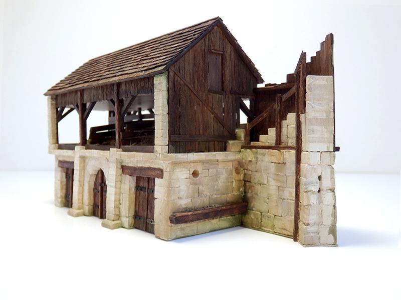 Village médiéval fortifié - Page 25 P9090013