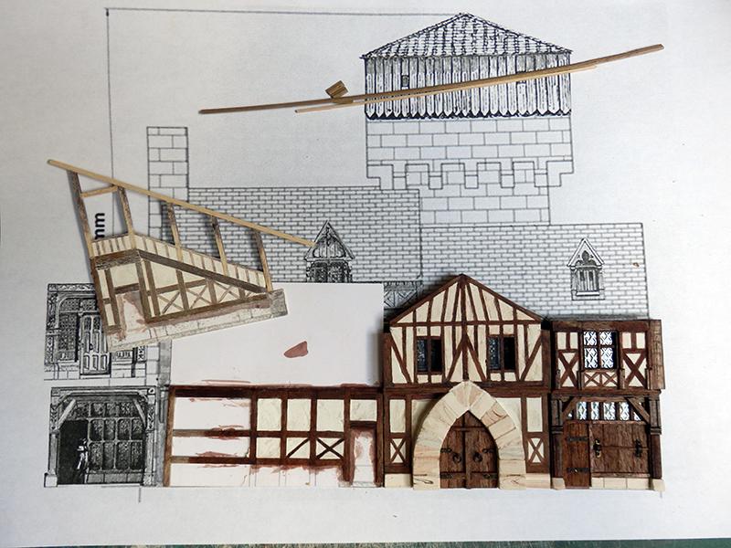Village médiéval fortifié - Page 28 Pa110012