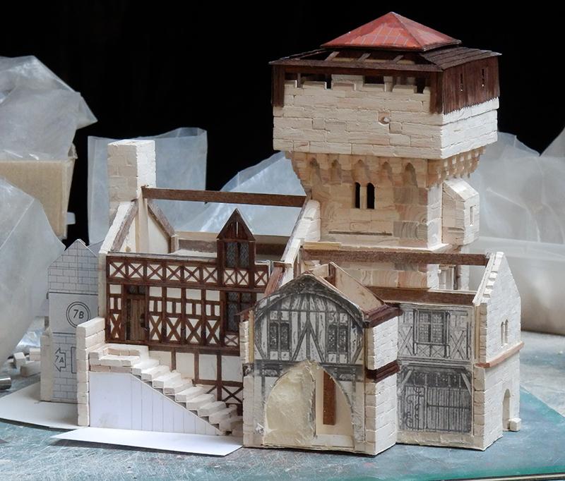 Village médiéval fortifié - Page 28 Pa140014