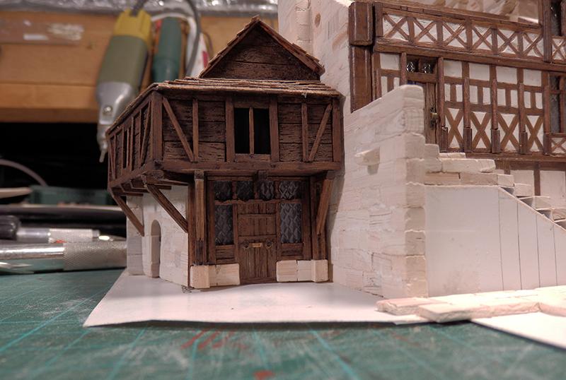 Village médiéval fortifié - Page 28 Pa170011