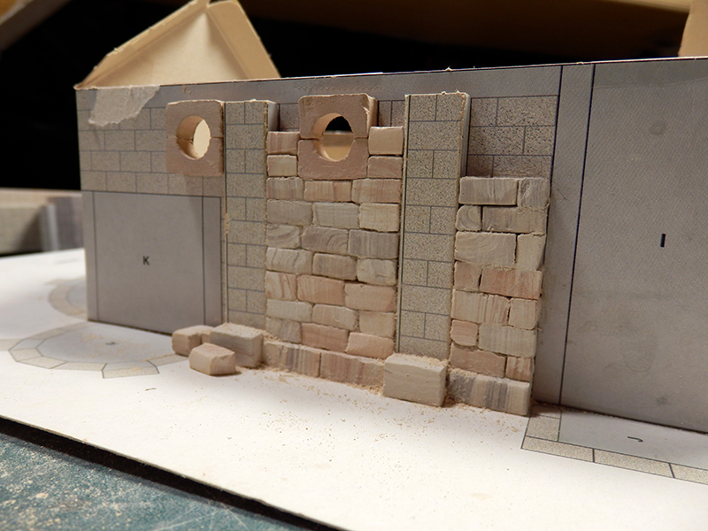 Village médiéval fortifié Pb090012