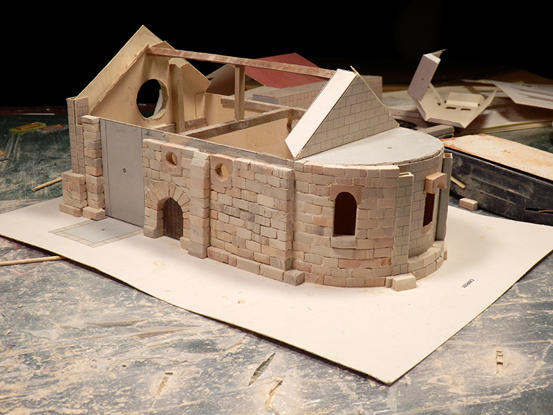 Village médiéval fortifié - Page 2 Pb280012