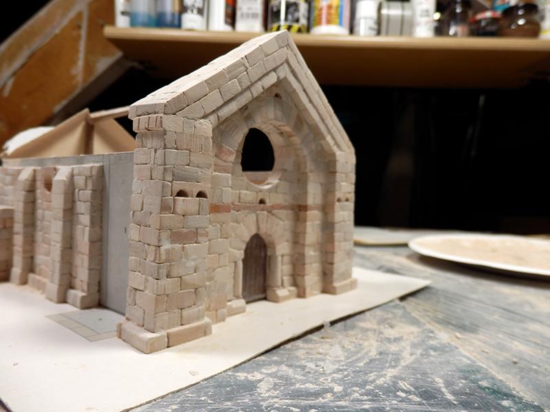 Village médiéval fortifié (1) - Page 3 Pc080010