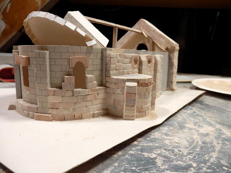 Village médiéval fortifié (1) - Page 3 Pc080013