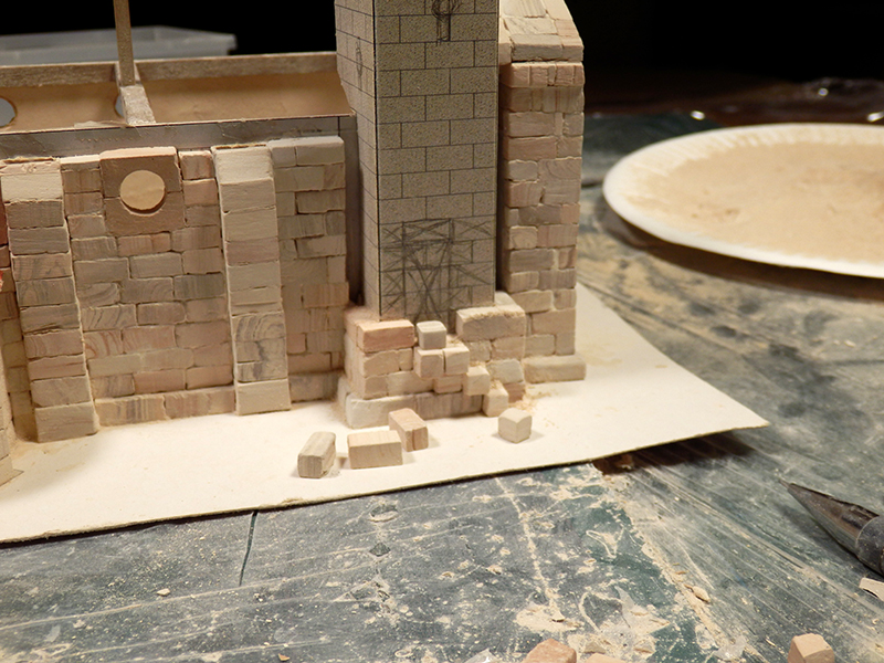 Village médiéval fortifié (1) - Page 3 Pc120011