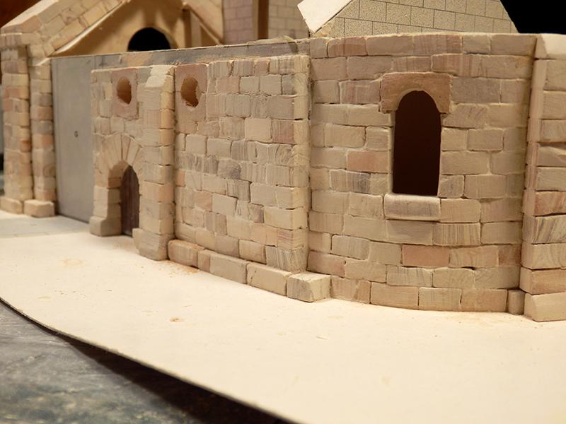 Village médiéval fortifié (1) - Page 3 Pc120014