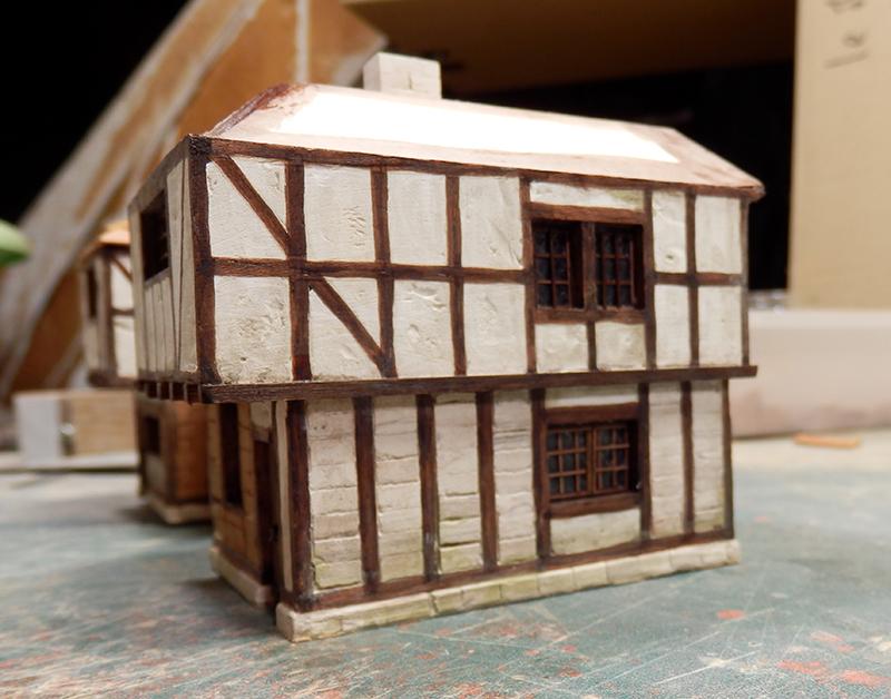 Village médiéval fortifié (1) - Page 36 Pc120016