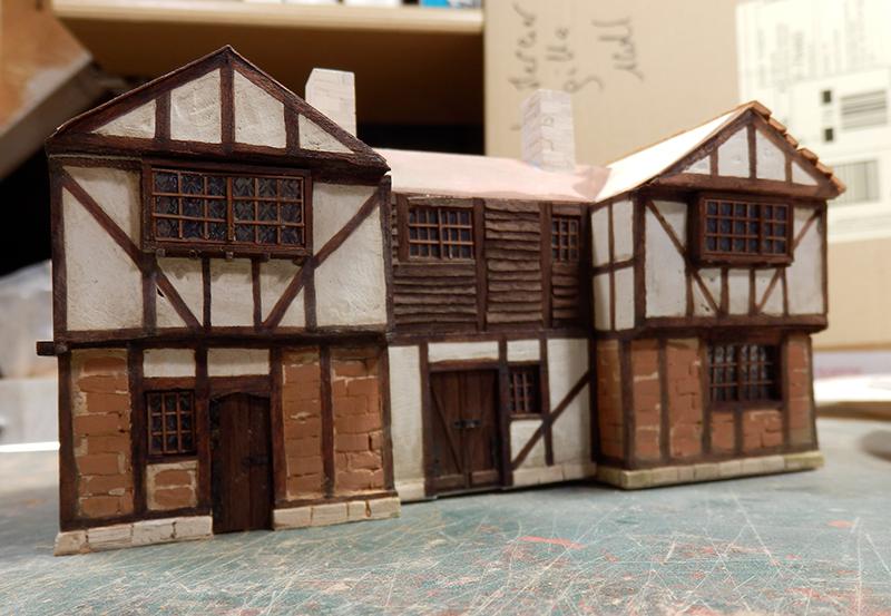 Village médiéval fortifié (1) - Page 36 Pc120019