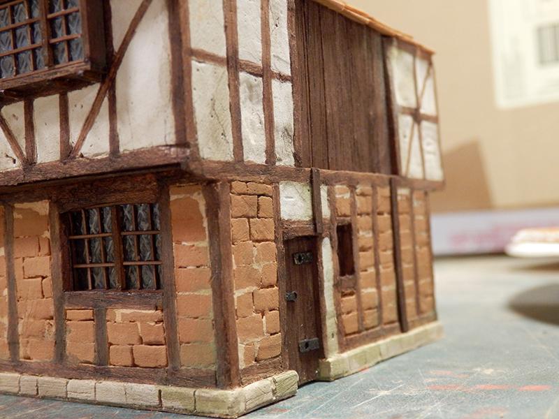 Village médiéval fortifié (1) - Page 36 Pc120021