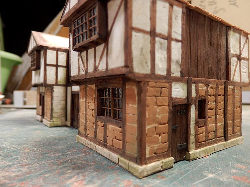 Village médiéval fortifié (1) - Page 36 Pc120022