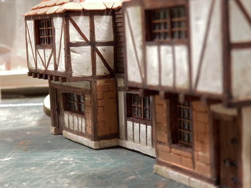 Village médiéval fortifié (1) - Page 36 Pc120026