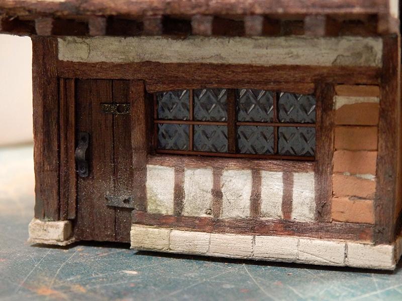 Village médiéval fortifié (1) - Page 36 Pc120028