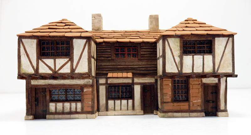 Village médiéval fortifié (1) - Page 37 Pc190013