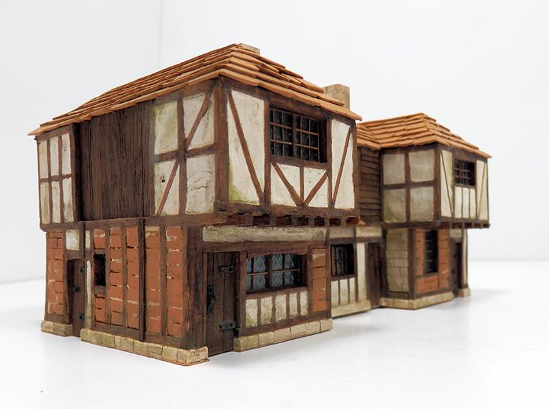 Village médiéval fortifié (1) - Page 37 Pc190017